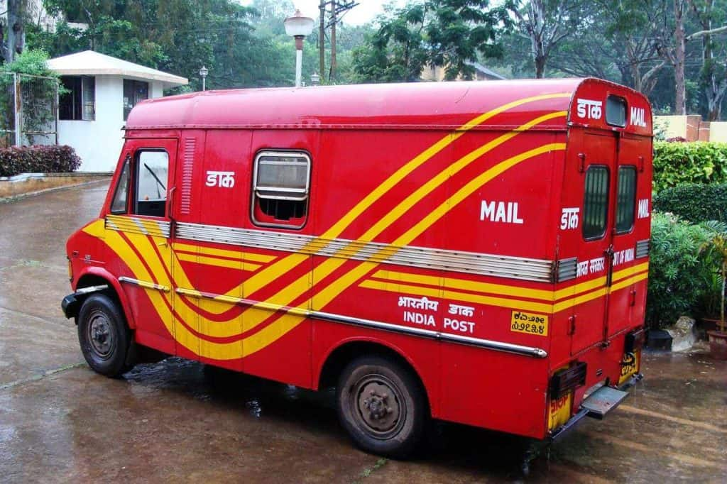 Largest Postal Network in The World: India